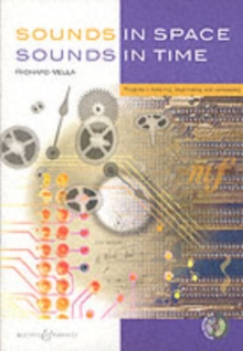 Sounds in Space, Sounds in Time, Mixed media product Book