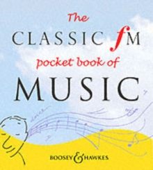 The Classic FM Pocket Book of Music, Paperback
