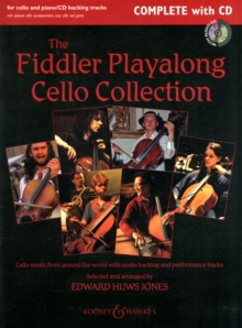 The Fiddler Playalong Collection : Cello Music from Around the World, Mixed media product