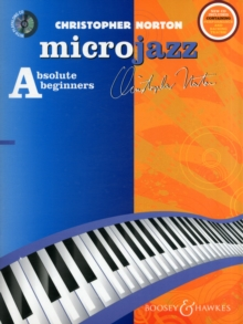 Microjazz for Absolute Beginners, Mixed media product