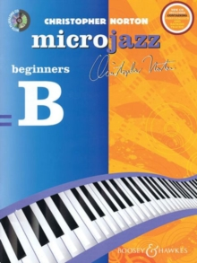 Microjazz for Beginners : Piano, Mixed media product