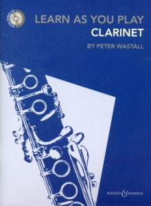 Learn As You Play Clarinet, Mixed media product