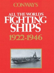 Conway's All the World's Fighting Ships, Hardback Book