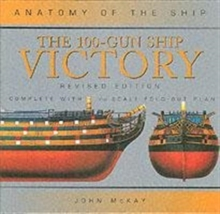 "100 Gun Ship ""Victory"", Hardback Book"