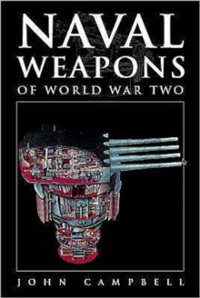 Naval Weapons of World War Two, Hardback