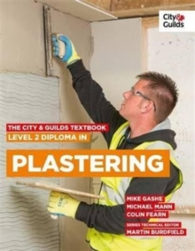 The City & Guilds Textbook: Level 2 Diploma in Plastering, Paperback