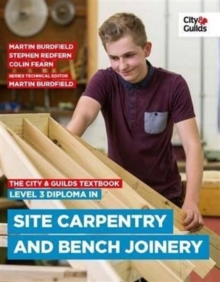 The City & Guilds Textbook: Level 3 Diploma in Site Carpentry & Bench Joinery, Paperback