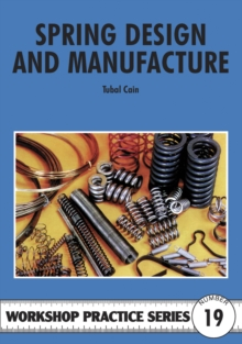 Spring Design and Manufacture, Paperback