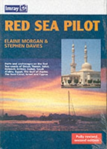 Red Sea Pilot : Aden to Cyprus, Hardback