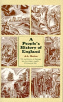 A People's History of England, Paperback