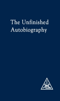 The Unfinished Autobiography, Paperback