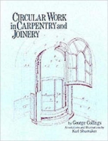 Circular Work in Carpentry and Joinery, Paperback