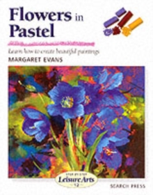 Flowers in Pastel, Paperback Book