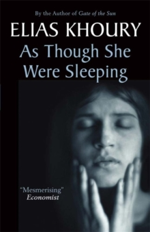 As Though She Were Sleeping, Paperback Book