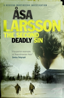The Second Deadly Sin : A Rebecka Martinsson Investigation, Hardback