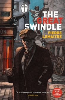 The Great Swindle, Hardback Book