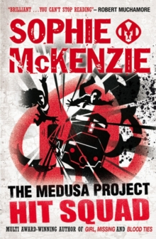 The Medusa Project: Hit Squad, Paperback