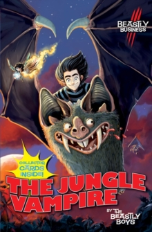 The Jungle Vampire: An Awfully Beastly Business, Paperback