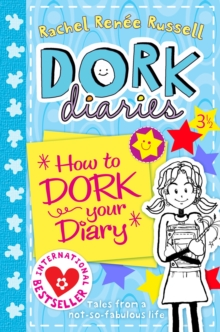Dork Diaries 3 1/2: How to Dork Your Diary, Paperback