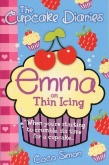 The Cupcake Diaries: Emma on Thin Icing, Paperback