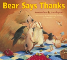 Bear Says Thanks, Paperback