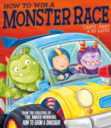 How to Win a Monster Race, Paperback