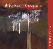 Michael Morgan RI Address Book, Hardback Book