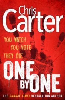 One by One : A Brilliant Serial Killer Thriller, Featuring the Unstoppable Robert Hunter, Paperback Book