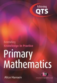 Image of Primary Mathematics: Extending Knowledge in Practice