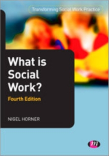 What is Social Work?, Paperback