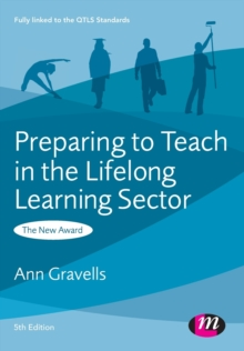 Preparing to Teach in the Lifelong Learning Sector, Paperback
