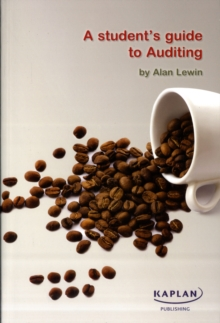 A Student's Guide to Auditing, Paperback Book