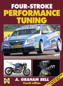 Four-stroke Performance Tuning, Hardback
