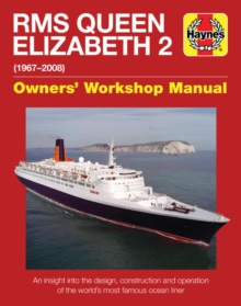 Queen Elizabeth 2 1967-2008, Hardback Book