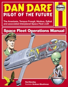 Dan Dare : Spacefleet Operations Manual, Hardback