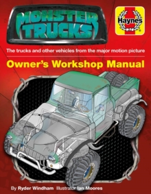 Monster Trucks Manual, Paperback