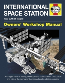 International Space Station Manual, Hardback Book
