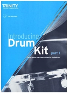 Introducing Drum Kit, Sheet music