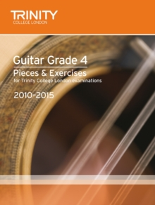 Guitar Exam Pieces Grade 4 2010-2015, Sheet music Book