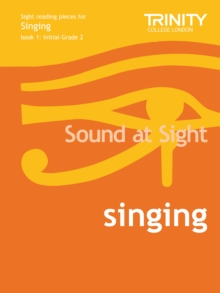 Sound at Sight Singing Book 1: Initial-Grade 2, Sheet music