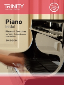 Piano Initial, Mixed media product Book