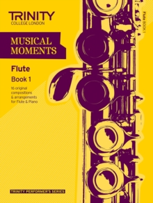 Musical Moments Flute : Book 1, Paperback