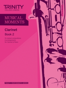 Musical Moments Clarinet : Book 2, Paperback
