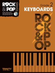 Trinity Rock & Pop Exams: Keyboards Grade 2, Mixed media product