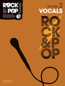 Trinity Rock & Pop Exams: Vocals Grade 2, Mixed media product