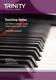 Piano 2015 - 17 Teaching Notes, Paperback