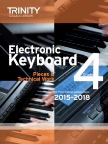 Electronic Keyboard 2015-2018 : Grade 4, Paperback Book