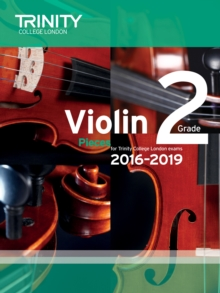 Violin Exam Pieces Grade 2 2016-2019 (Score & Part), Paperback