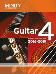 Guitar Exam Pieces Grade 4 2016-2019, Paperback Book
