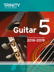 Guitar Exam Pieces Grade 5 2016-2019, Paperback